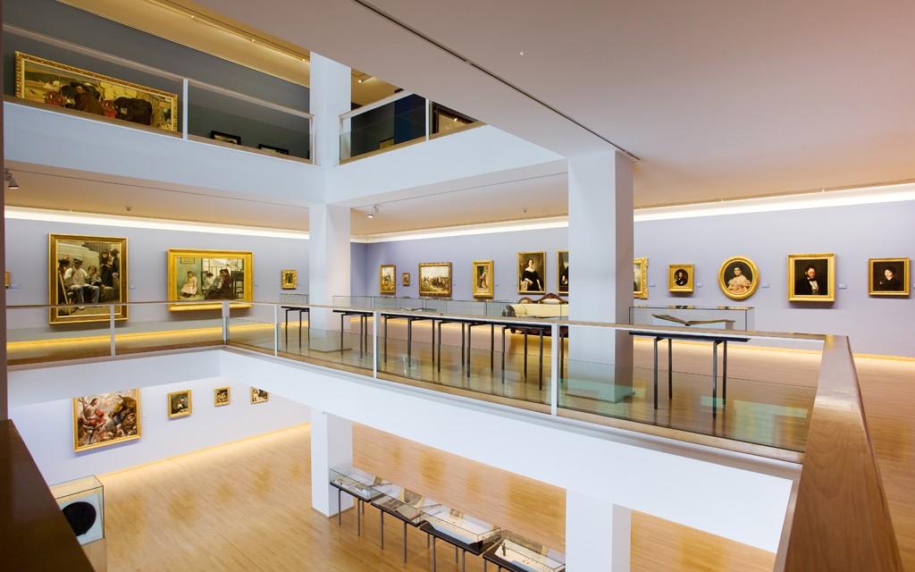 BECA DE FORMACIÓN EN EL MUSEO