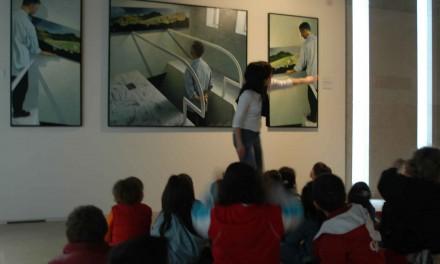 BECA DE FORMACIÓN EN EL MUSEO 2014