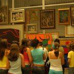 BOLSA DE COLABORACIÓN NO MUSEO DE BELAS ARTES DA CORUÑA 2018-19