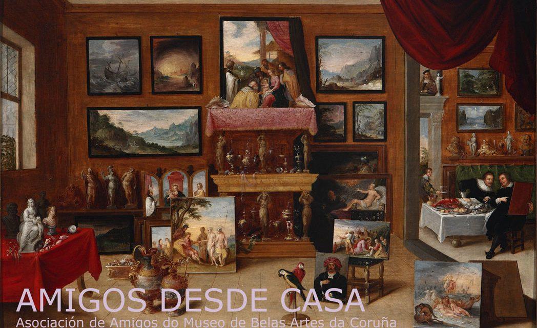 AMIGOS DESDE CASA