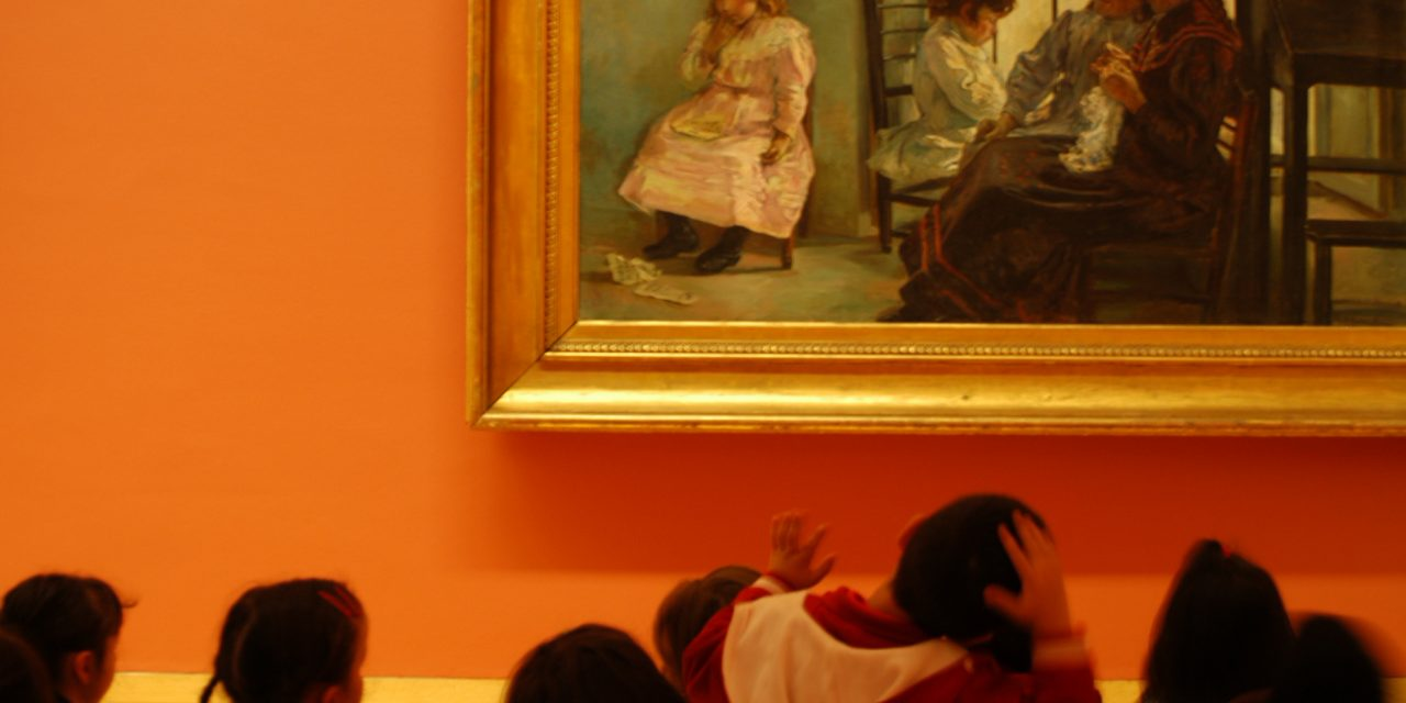 BOLSA DE FORMACIÓN NO DEPARTAMENTO DIDÁCTICO DO MUSEO DE BELAS ARTES DA CORUÑA